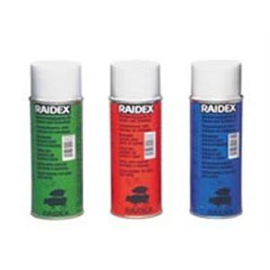 Marking Spray, cattle and hogs, blue - Raidex