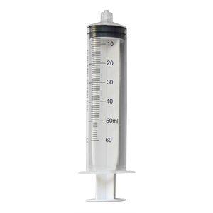 Seringue jetable, 60 ml