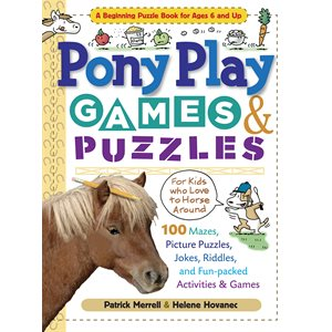 PONY PLAY GAMES & PUZZLE