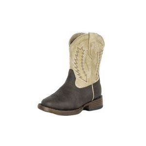 BOYS ROPER TODDLER BROWN BOOTS