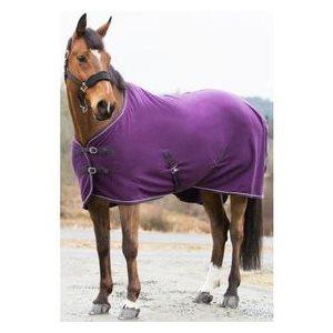 Purple Polar Fleece Sheet