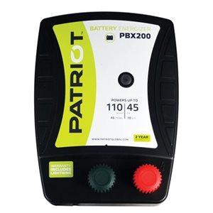 ELICTRIFICATEUR PATRIOT PMX50