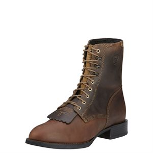 Botte - Homme, Heritage Lacer distressed brown
