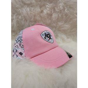 INFANT GIRL AZTEC ARIAT CAP