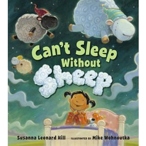 LIVRE CAN'T SLEEP WITHOUT SHEEP