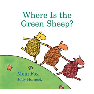 BOOK WHERE IS THE GREEN SHEEP