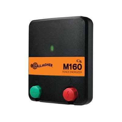 Électrificateur - Gallagher, M160, 1.6J